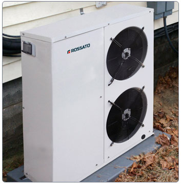 What are heat pumps
