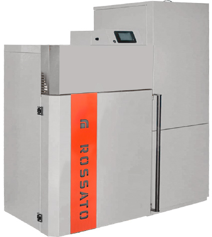 Self-cleaning Norba boiler