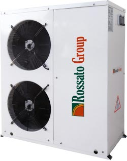 Heat pumps for radiant systems