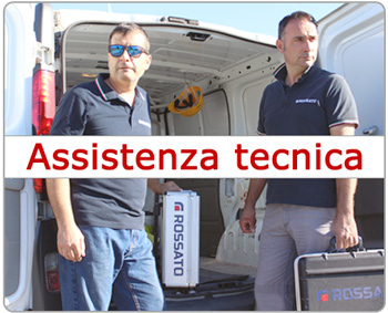 l'assistance technique Rossato