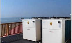 Heat pumps for hotels