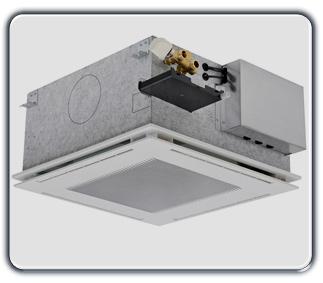 ventilo-convecteurs intégrés