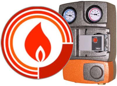 Grupos de bombeo de calefacción
