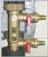 valves solar groups 1via
