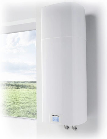 Air combo 100 ecological water heaters