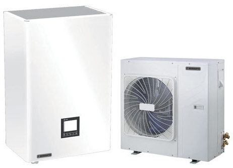 Air Inverter heat pump II - B