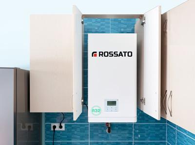 wall heat pump