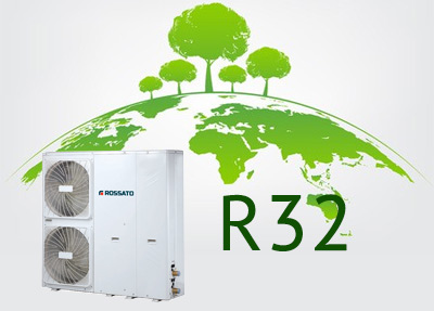 Pomopa Heat Inverter R32 PDC
