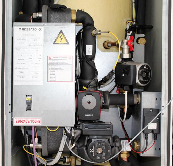Hydronic Module Inverter II T