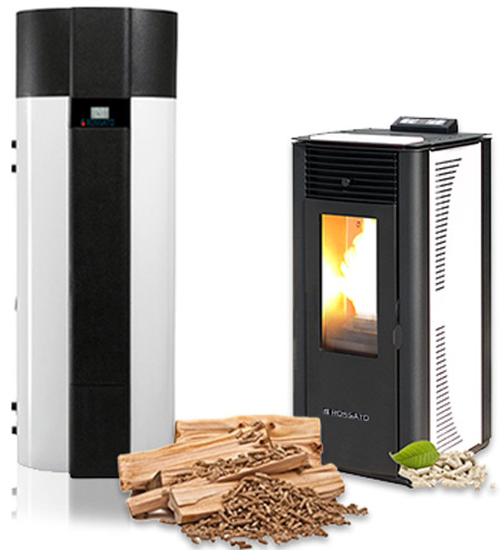 combo stoves and pellet boilers