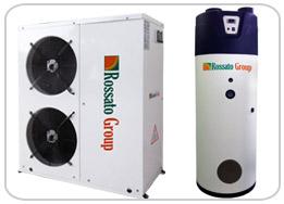 Advantages heat pumps high efficiency