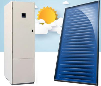 Inversor de aire solar t
