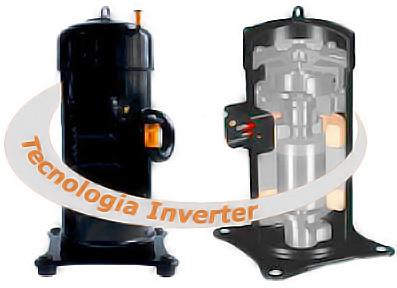 -inverter Kompressor