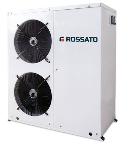 Water-air heat pumps
