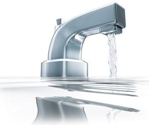 Hot water production samitaria