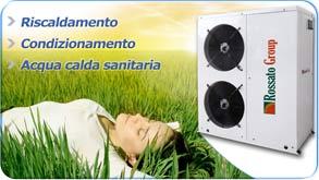 Heat pumps high efficiency