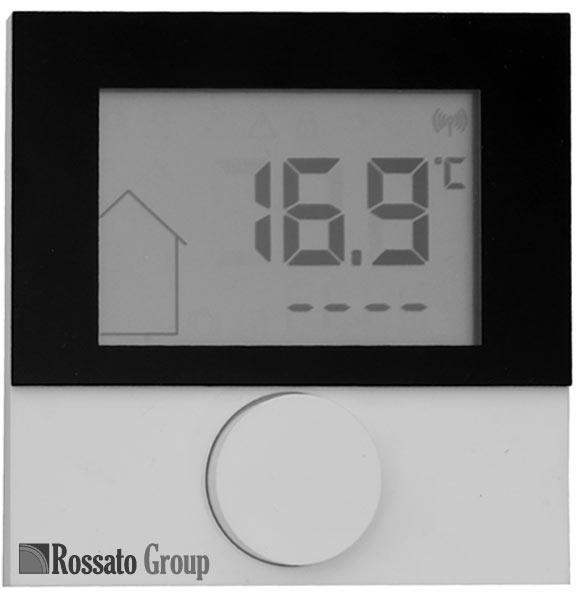 thermostat sans fil pour rayonnante