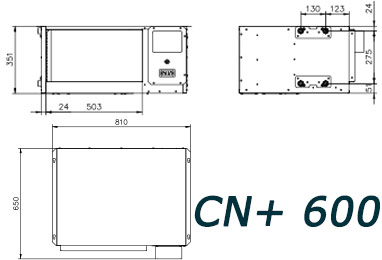dimensional CN600