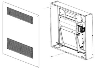 funcionamiento del ventilador