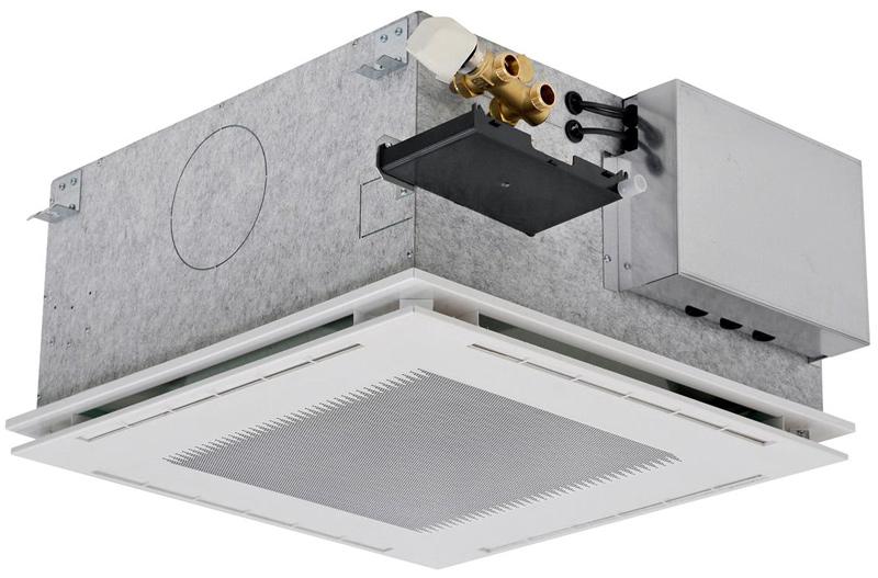 Ducted Ceiling Fan Coil Unit