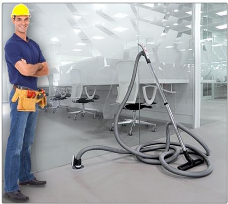 instalador de vacío central