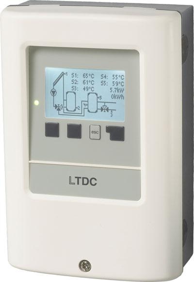 Regulador solar LTDC