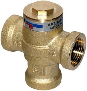 Anti-condensation valve