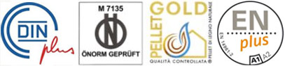 Zertifizierungen Pellet