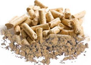 pellet friable