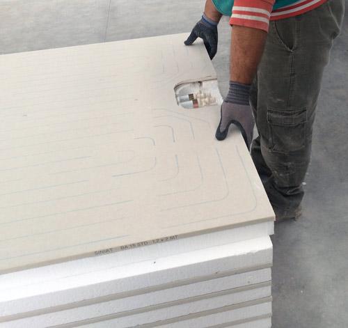 techo de cartón