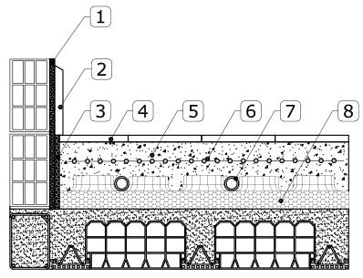 estructura de la planta ECOFLOOR E