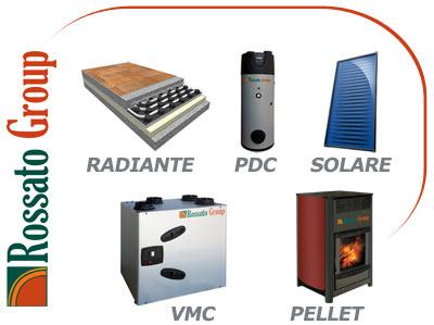 Riscaldare casa for Stufa radiante a risparmio energetico