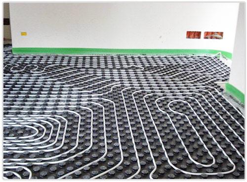 ECOFLOOR piso de la planta