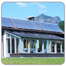 Solar thermal facilities