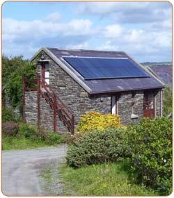 Los sistemas solares térmicos