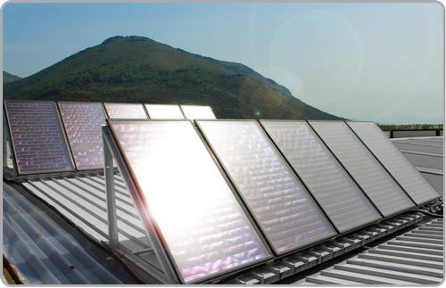 funcionamiento con energía solar