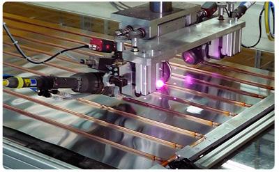 FKE laser welding