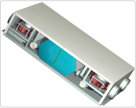Altair sistema HR VMC