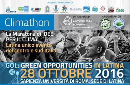 Climathon 2016