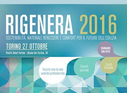 Conferencia regenera recorrido