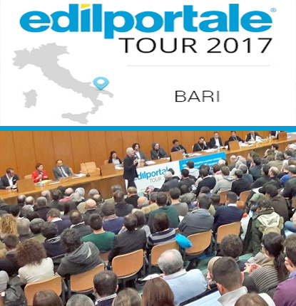 Edilportale Bari 2017
