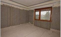 Muro de calefacción y renovación del techo